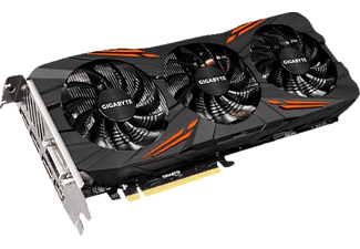 GIGABYTE GeForce GTX 1080 G1 Gaming OC 8GB (GV-N1080G1 GAMING-8GD)( NVIDIA, Grafikkarte)