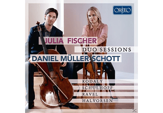 Fischer,Julia/Müller-Schott,Daniel - Duo Sessions - (CD)