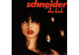 Helen Schneider - Schneider With The Kick - (CD)