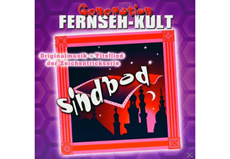 VARIOUS - Generation Fernseh-Kult Sindbad - (CD)