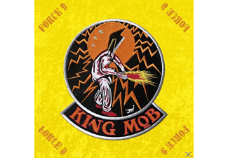 King Mob - Force 9 [CD]