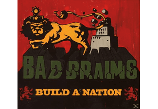 Bad Brains - Build A Nation [CD]