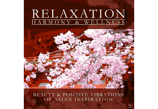 VARIOUS - Asian Inspiration - (CD)