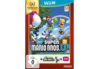 New Super Mario Bros. U + New Super Luigi U (Nintendo Selects) - Nintendo Wii U