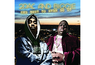 2pac & Notorious B.I.G - The Best To Ever Do It [CD]