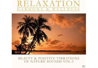 VARIOUS - Nature Sounds Vol.2 - (CD)
