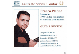 Franco Platino - Gitarrenrecital - (CD)