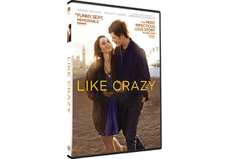 Like Crazy Drama DVD