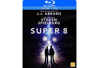 Super 8 - Blu-ray Action Blu-ray