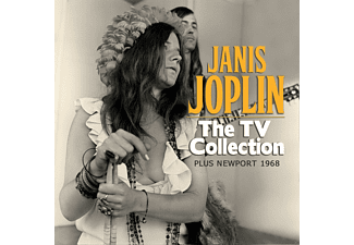 Janis Joplin - The TV Collection [CD]