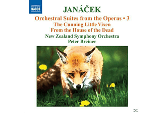 New Zealand Symphony Orchestra & Breiner, Peter/new Zealand So Breiner - Orchestersuiten Aus Opern Vol.3 - (CD)