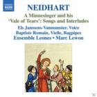 ENSEMBLE LEONES/LEWON,MARC/JANSSENS-VANMUNSTER,ELS/ROMAIN,BA - A Minnesinger And His ´´vale Of Tears´´ [CD] jetztbilligerkaufen