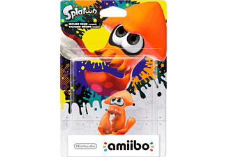 AMIIBO Inkling Squid - Orange