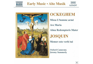 VARIOUS, Jeremy/oxford Camerata Summerly - Missa L'Homme Arme - (CD)