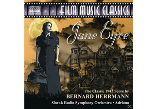 Adriano & Srso - Jane Eyre - (CD)