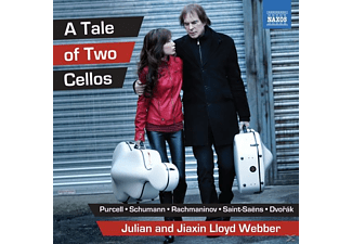 Jiaxin Lloyd Webber, John Lenehan, Catrin Finch, Laura Van Der Heijden, Johnston Guy, Julian Lloyd-webber - A Tale Of Two Cellos - (CD)