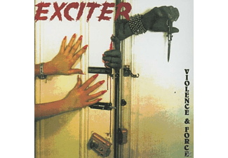 Exciter - Violence & Force - (CD)