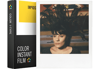 IMPOSSIBLE I-TYPE Film Color Film