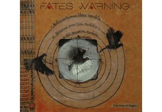 Fates Warning Theories of Flight Special Edition CD