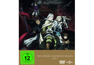 The Heroic Legend of Arslan - Vol. 1 Anime DVD