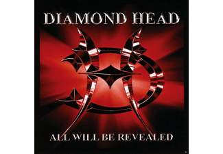 Diamond Head - All Will Be Revealed - (CD)
