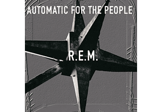 R.E.M. - Automatic For The People - (CD)