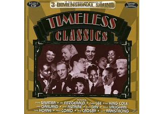 VARIOUS - Timeless Classics - (CD)