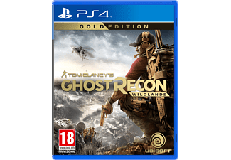 Tom Clancys Ghost Recon Wildlands Gold Edition Playstation 4