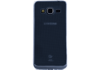 SPADA 025032 Backcover Samsung Galaxy J3 (2016) Kunststoff Transparent