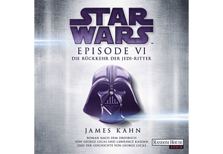 James Kahn - Star Wars™ - Episode VI. Die Rückkehr der Jedi-Ritter [Science Fiction, MP3-CD]