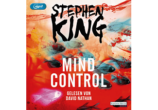 Stephen King - Mind Control [Krimi/Thriller, MP3-CD]