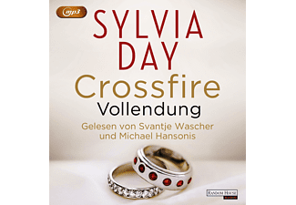 Svantje Wascher, Michael Hansonis - Crossfire. Vollendung - (MP3-CD)
