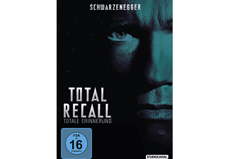 Total Recall - Totale Erinnerung - (DVD)
