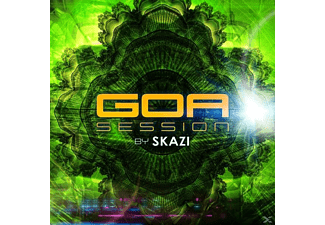 VARIOUS - Goa Session-By Skazi [CD]