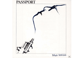 Passport - Blue Tattoo - (CD)