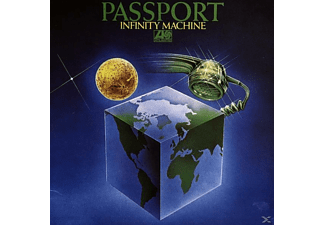 Passport - Infinity Machine [CD]