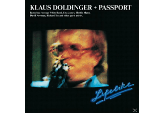 Passport - Lifelike (CD)
