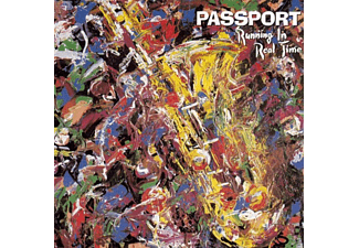 Passport - Running In Real Time [CD]