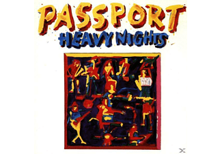 Passport - Heavy Nights (CD)