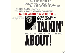 Grant Green - Talkin' About Grant Green-Lt - (Vinyl)