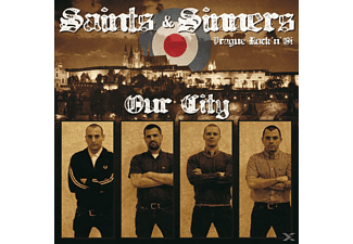 "Saints & Sinners - Our City (7"" Single) [Vinyl]"