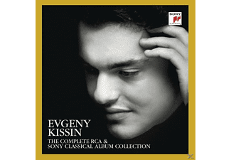 Evgeny Kissin - Evgeny Kissin-Complete RCA & Sony Classical Coll. [CD]