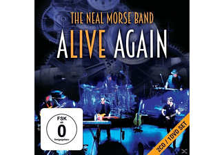 The Neal Morse Band - Alive Again [CD]