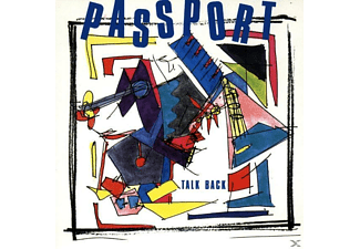 Passport - Talk Back (CD)
