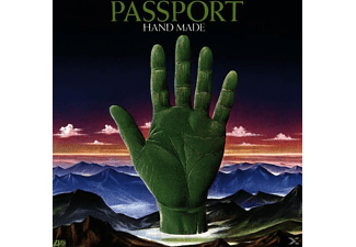 Passport - Hand Made - (CD)