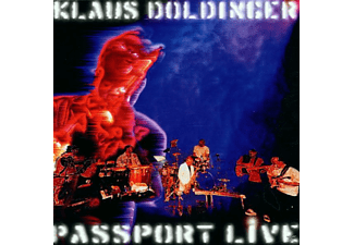 Passport - Live [CD]