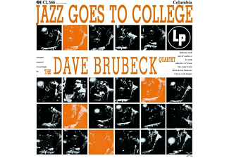 The Dave Brubeck Quartet - Jazz Goes To College [Vinyl]