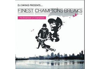 Dj Swing - Finest Champions Breaks  Vol.1 - (Vinyl)