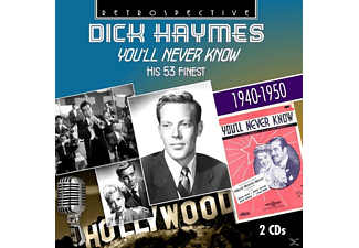 Dick Haymes - You'll never know - (CD)