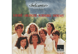 Spohr/Bärenz/Ensemble belcanto - Ensemble belcanto - (CD)